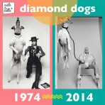 It's not the same but It's the same: Diamond Dogs