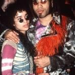 Otra pareja para recordar en San Valentín: Lenny Kravitz & Lisa Bonet