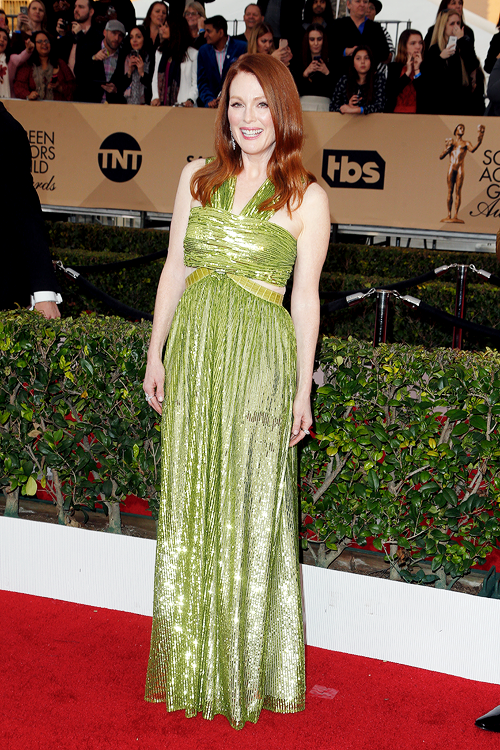 Julianne Moore en Givenchy