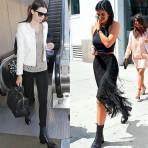 El estilo de las hermanas Jenner: Un versus entre Kendall y Kylie