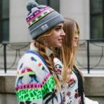 Los abrigos se toman Nueva York: El street style de la temporada Otoño/Invierno 2016 en NYFW