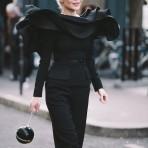 El street style de la semana de la Alta Costura en París SS 2016
