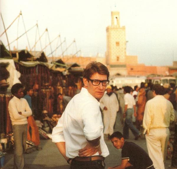 YSL en Marruecos