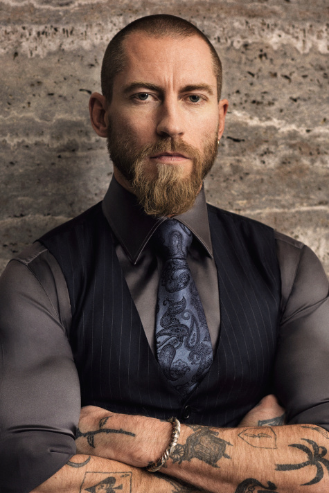 Justin O'Shea