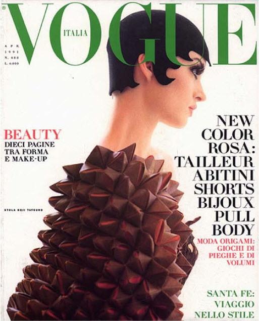 1991 Vogue Italia