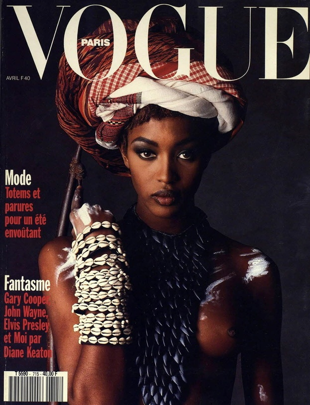 1991 Vogue Paris abril