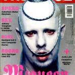 Cómo eran las portadas de abril en los años '90