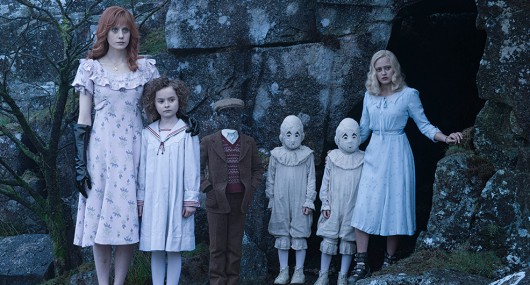 d6e3b384c La estética misteriosa y fantástica de Tim Burton volverá a sorprendernos  este año cuando se estrene Miss Peregrine s Home For Peculiar Children