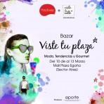 ¡Hoy jueves partimos un nuevo VisteTuPlaza en Mall Plaza Egaña!