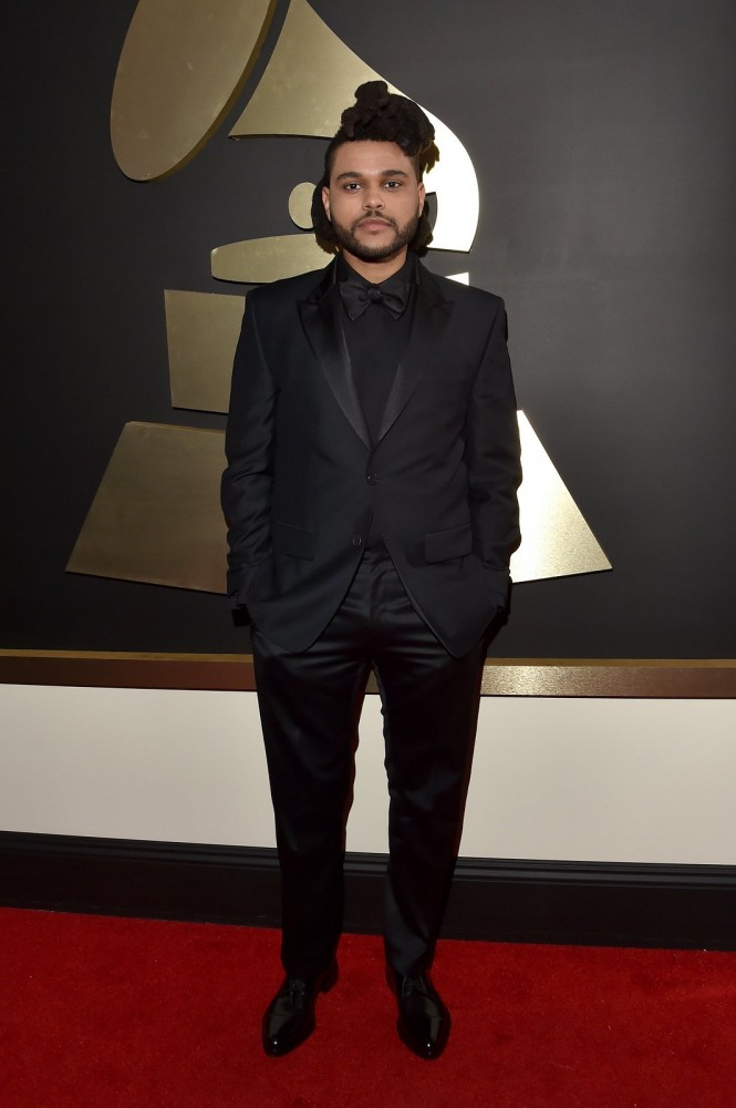 Grammys The Weeknd