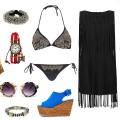 Ibiza-look