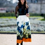 El mejor street style de Paris Fashion Week F/W 2016