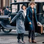 """Magos y vestuarios de época en la nueva cinta de J.K. Rowling: """"Fantastic Beasts and where to find them"""""""