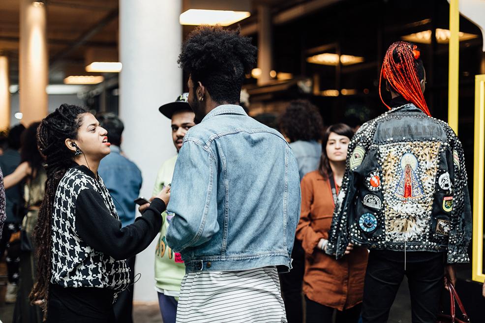 Street Style desde São Paulo Fashion Week Verano 2017