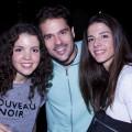 Francisca Leon, Cristian Escobar y Pilar Leon