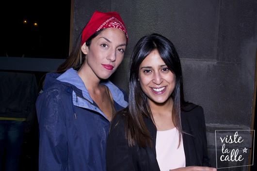 Tamara Yañez Guzman y Francisca Ricci