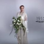 VLC ♥ 100 años de vestidos de novia