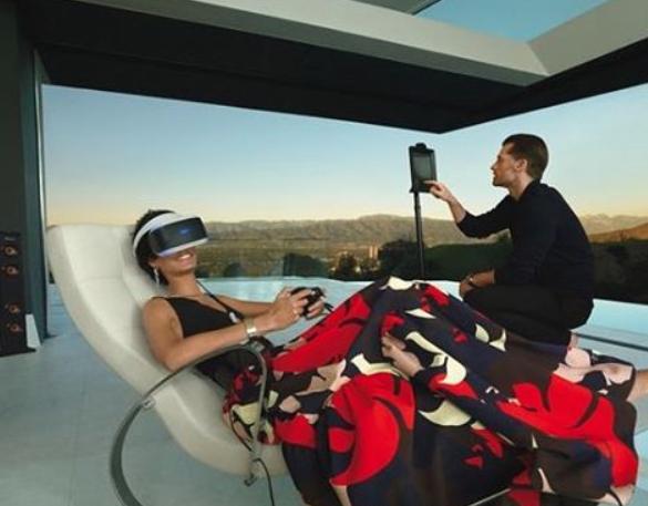 Realidad Virtual: Una nueva manera de interactuar con la moda
