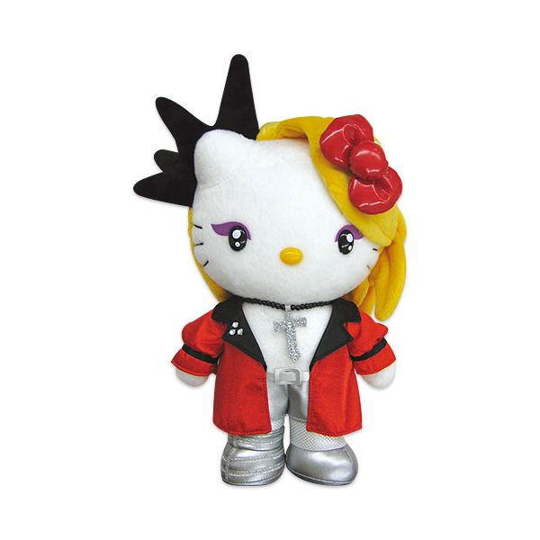 dolls_yoshikitty_plush doll red_00