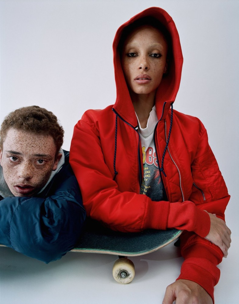 09-Vogue-UK-June-2016-Elliott-Jay-Brown-Adwoa-Aboah-by-Tim-Walker