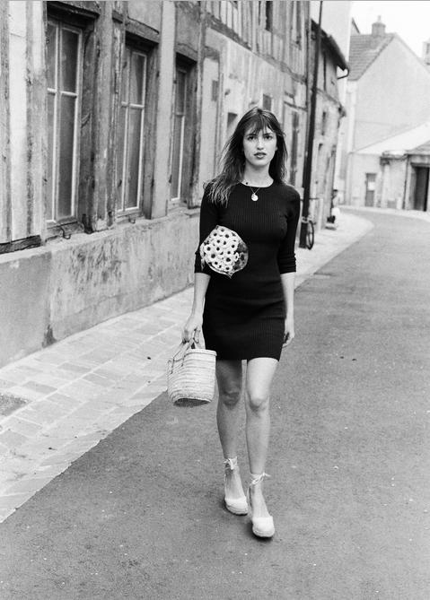 Rouje, la línea de ropa de Jeanne Damas: Tras la ruta de Jane Birkin