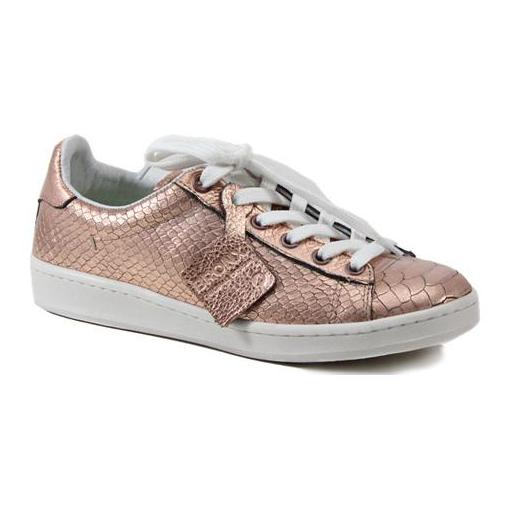 1701-Bronx-Bling-Ring-Women-s-Shoes-in-Rose-Gold-Snakeprint-Leather-1