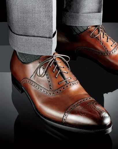 3 Semi-brogue