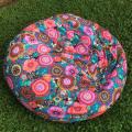 Puff Mandala - Puffs y mantas de polar con diseños de mandala
