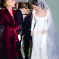 Carolina-Herrera-with-daughter-Patricia-November-2002-Custom-dress-by-Carolina-Photographer-Mary-Hilliard
