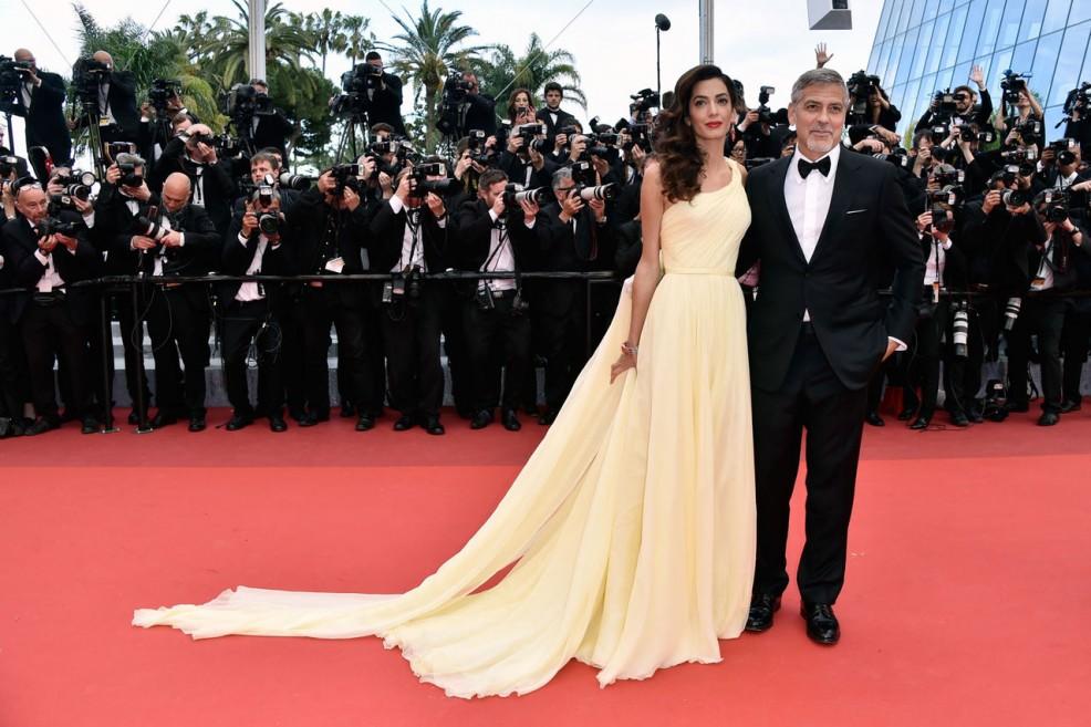 Clooney Atelier Versace