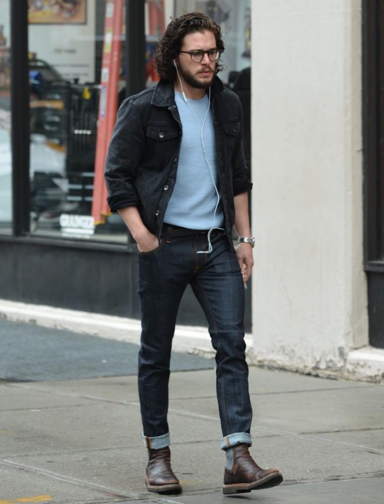 Kit-Harington-Style-Picture-Skinny-Denim-Jeans