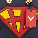 Valentino y los superhéroes