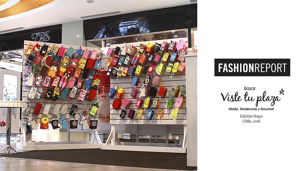 Fashion Report: VisteTuPlaza en Mall Plaza Oeste