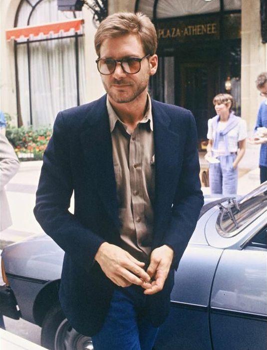 Inspiración masculina eterna: Harrison Ford
