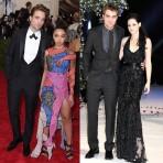 Robert Pattinson-Kristen Stewart v/s Robert Pattinson-FKA Twigs: Un versus para celebrar el cumpleaños del actor
