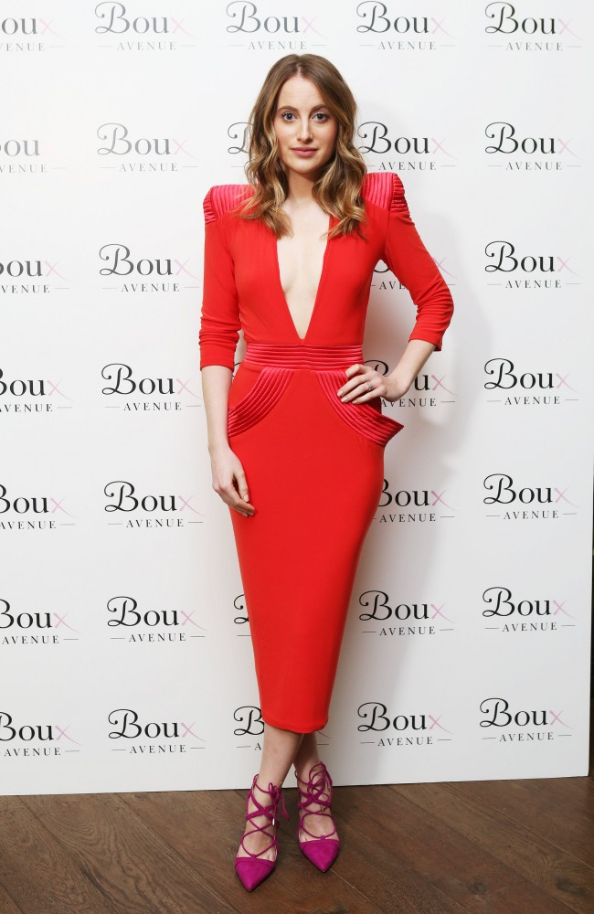 Boux Avenue's SS16 collection launch and brand's 5th Birthday party, London, UK, 27th April 2016