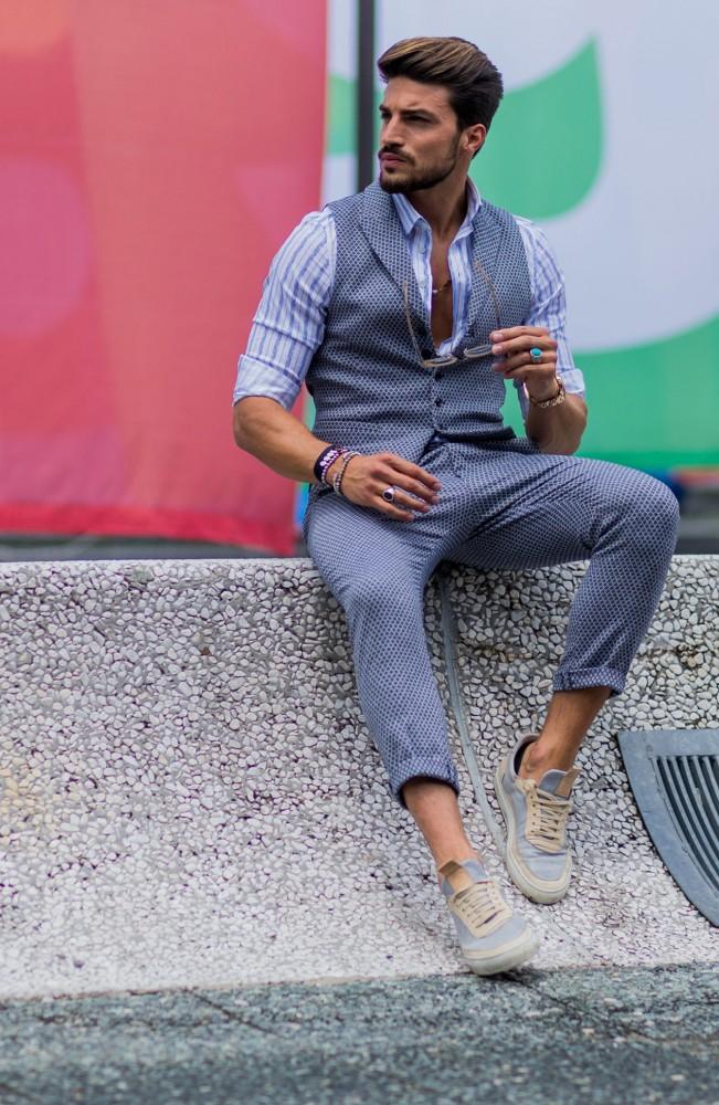 Outfit Matrimonio Uomo 2017 : Lo mejor del street style de pitti uomo s viste