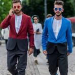 Lo mejor del street style de Pitti Uomo S/S 2017