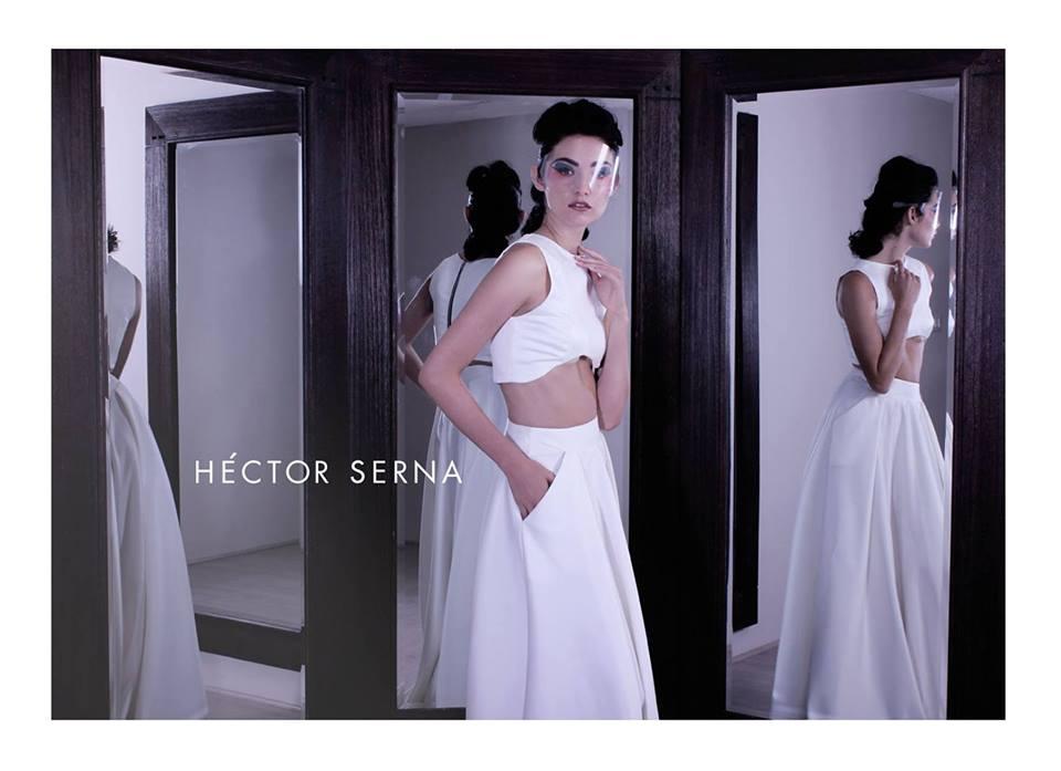 """Entrevista al diseñador mexicano Héctor Serna: """"Siento que estamos en un momento muy bueno en el que el público comienza a voltear hacia los diseñadores locales"""""""