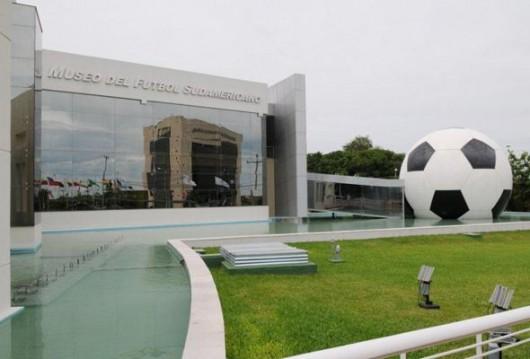 Museo del Futbol Sudamericano – Paraguay