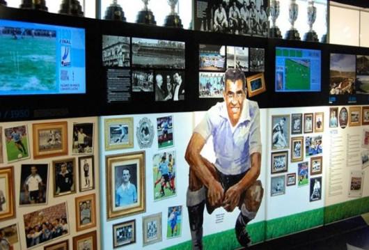 Museo del Futbol Sudamericano – Paraguay2