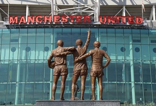 Old Trafford Museum – Manchester United
