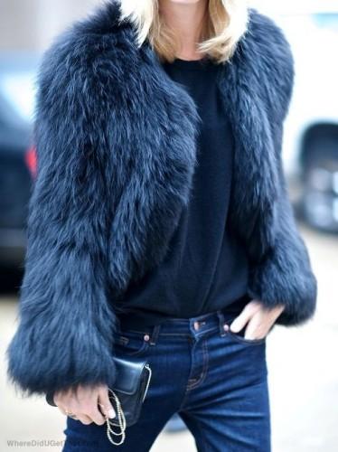 abrigo azul portada