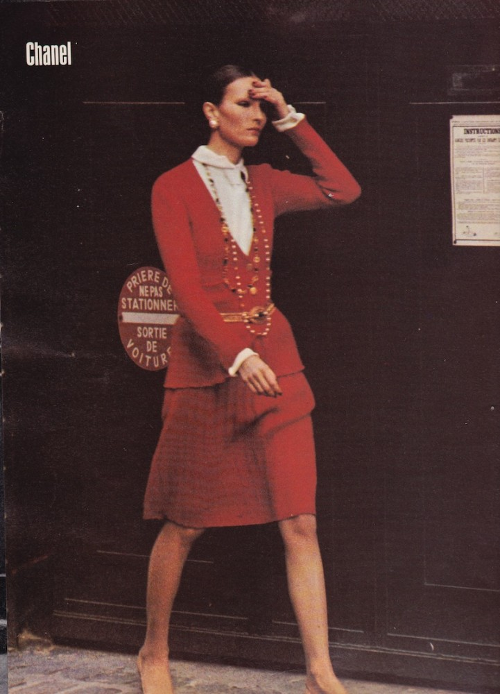 17bdc652d Flashback: Los últimos diseños de Coco Chanel antes de morir – Viste ...