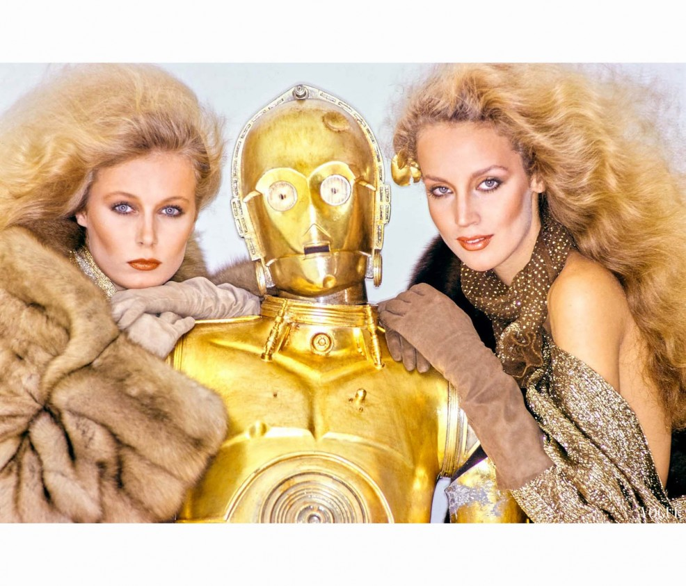 maria-hanson-c-3po-and-jerrt-hall-eisuke-ishimuro-vogue-november-1977