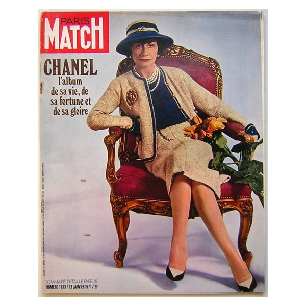 match-du-23-01-1971-deces-de-coco-chanel