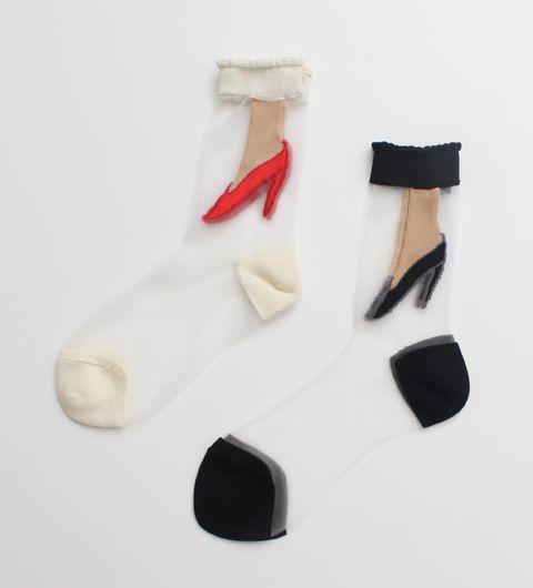 sheer socks12