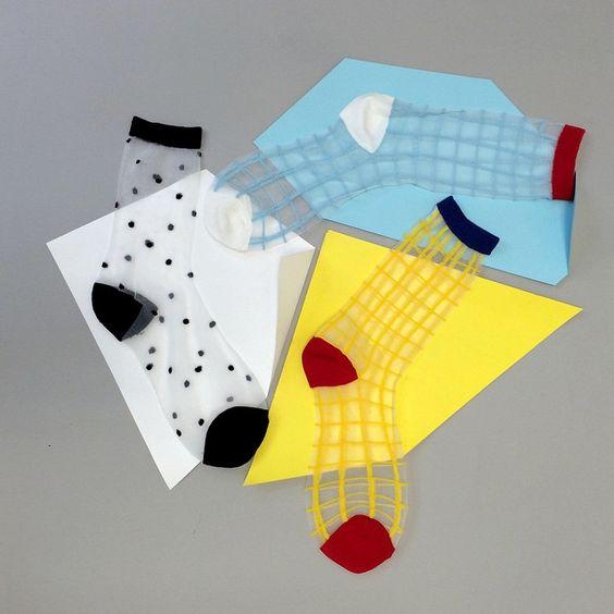 sheer socks13