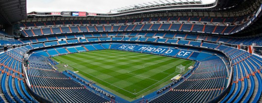 tour bernabeu Real Madrid