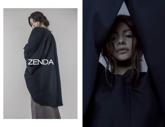 Zenda Portada